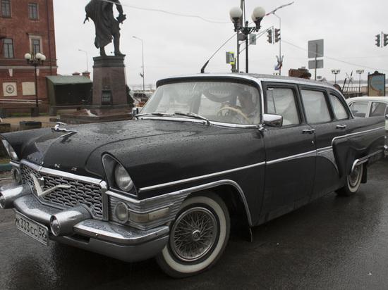 Выставка ретротехники продлится в Нижнем Новгороде до октября