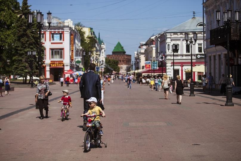 Нижегородские архитекторы посоветовали продлить пешеходную часть Большой Покровской