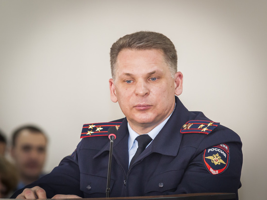 Начальник УМВД России по Нижнему Новгороду подвел итоги года