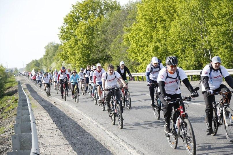 Ввелопробеге «Дорога Минина» примут участие неменее тысячи нижегородцев