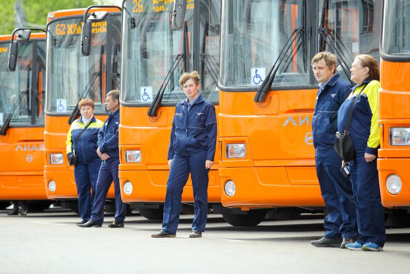 «Нижегородпассажиравтотранс» получил 50 новых низкопольных автобусов