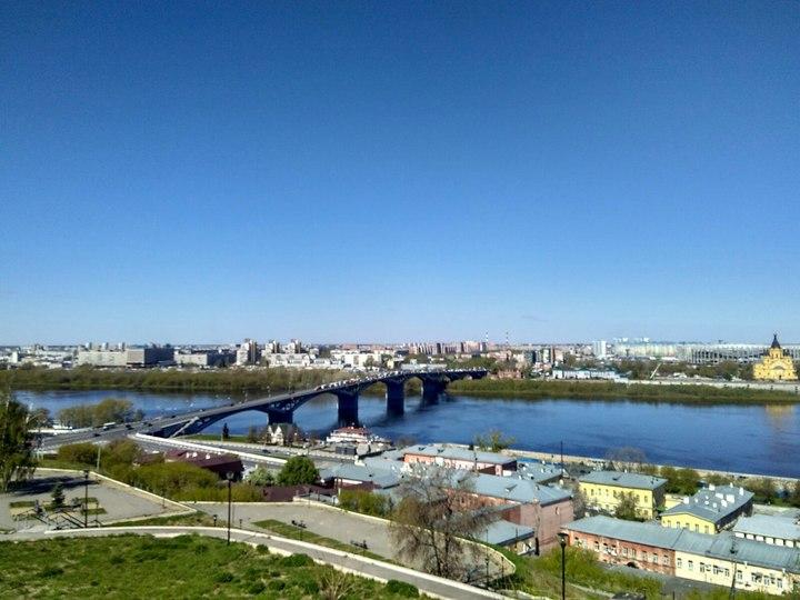 Объявлен международный конкурс проектов развития нижегородской Стрелки
