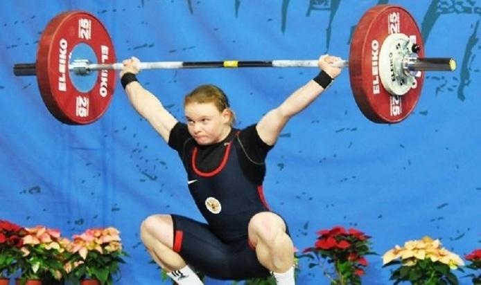 Нижегородка Ольга Голованова завоевала золотую медаль начемпионате ПФО потяжелой атлетике