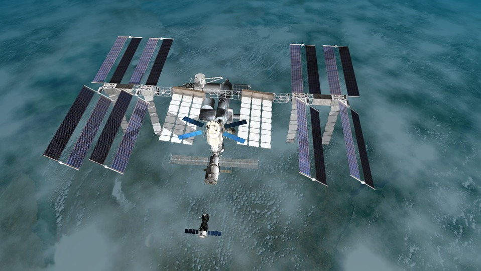 Тренажер-симулятор космического корабля «Союз» сделают доступным для всех