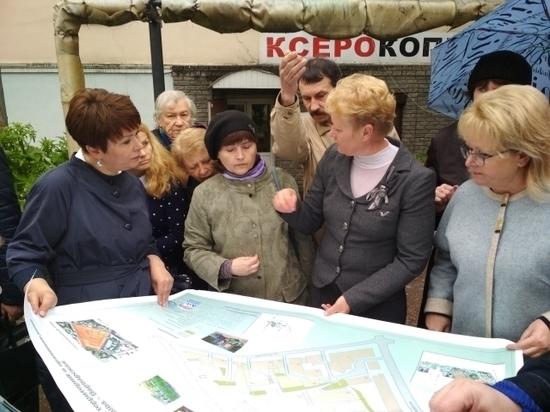 За чей счет и почем будет содержание нижегородских дворов