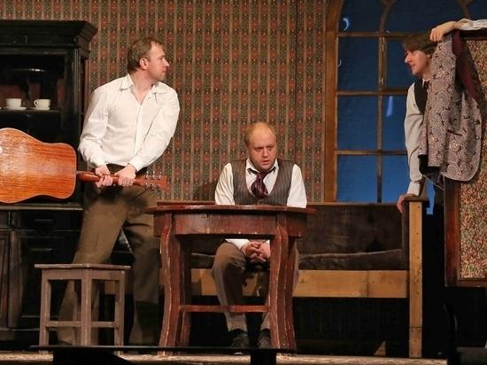 Премьера спектакля «Подходцев и двое других» состоялась в театре драмы
