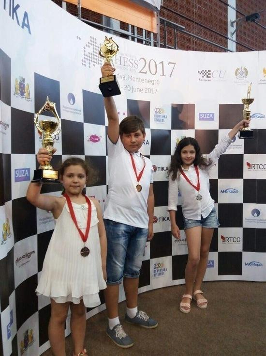 На первенстве Европы среди школьников нижегородцы завоевали семь медалей