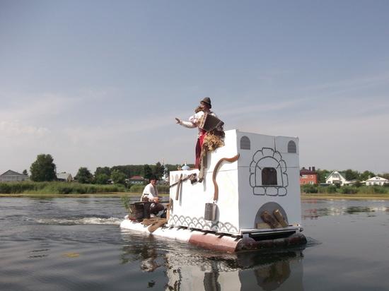 III фестиваль народного творчества «Русская Тоскания» прошел в Ворсме