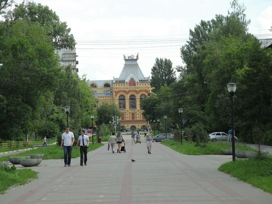 В Нижнем Новгороде продолжают обсуждать стратегию развития города