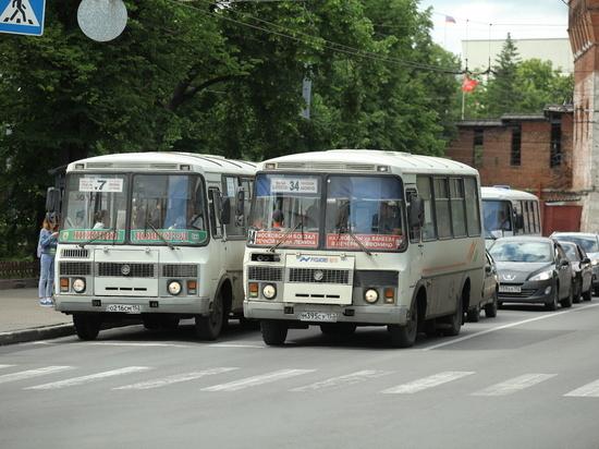 В Нижнем Новгороде штрафуют нелегальных перевозчиков