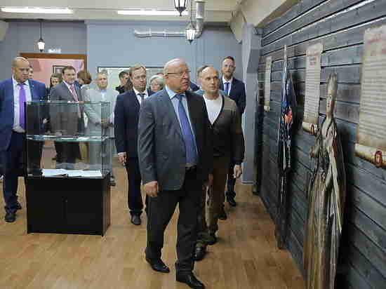 Антиалкогольную выставку открыли в Нижнем Новгороде
