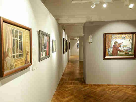 Выставка «Окна в Россию. Шедевры семи поколений» открылась в Нижнем Новгороде