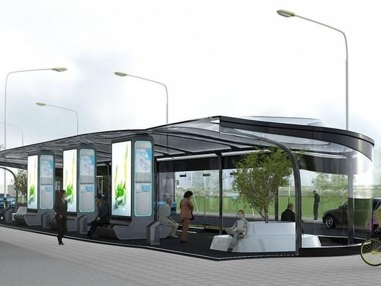 350 «умных остановок» будут созданы в Нижнем Новгороде