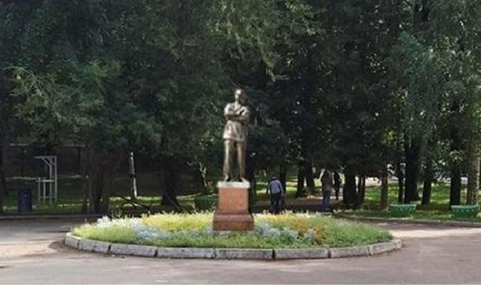 Отреставрированный монумент Максиму Горькому установят всквере наулице Ковалихинской Нижнего Новгорода