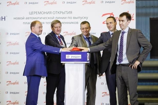 ВДзержинске открылась автоматическая линия повыбору пластинок для теплообменников