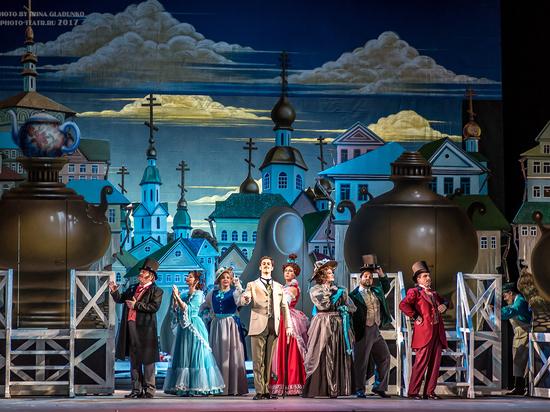Музыкальный спектакль по пьесе Островского поставили в нижегородском театре