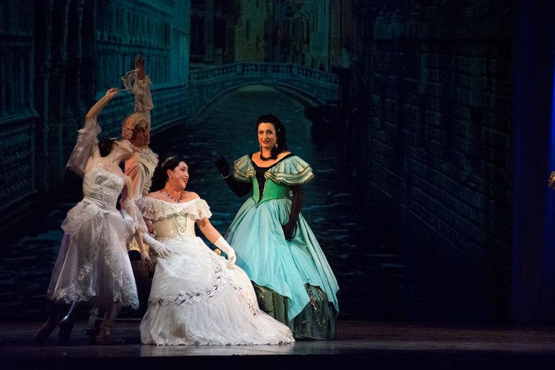 Нижегородский театр оперы ибалета представит премьеры по творениям Пушкина