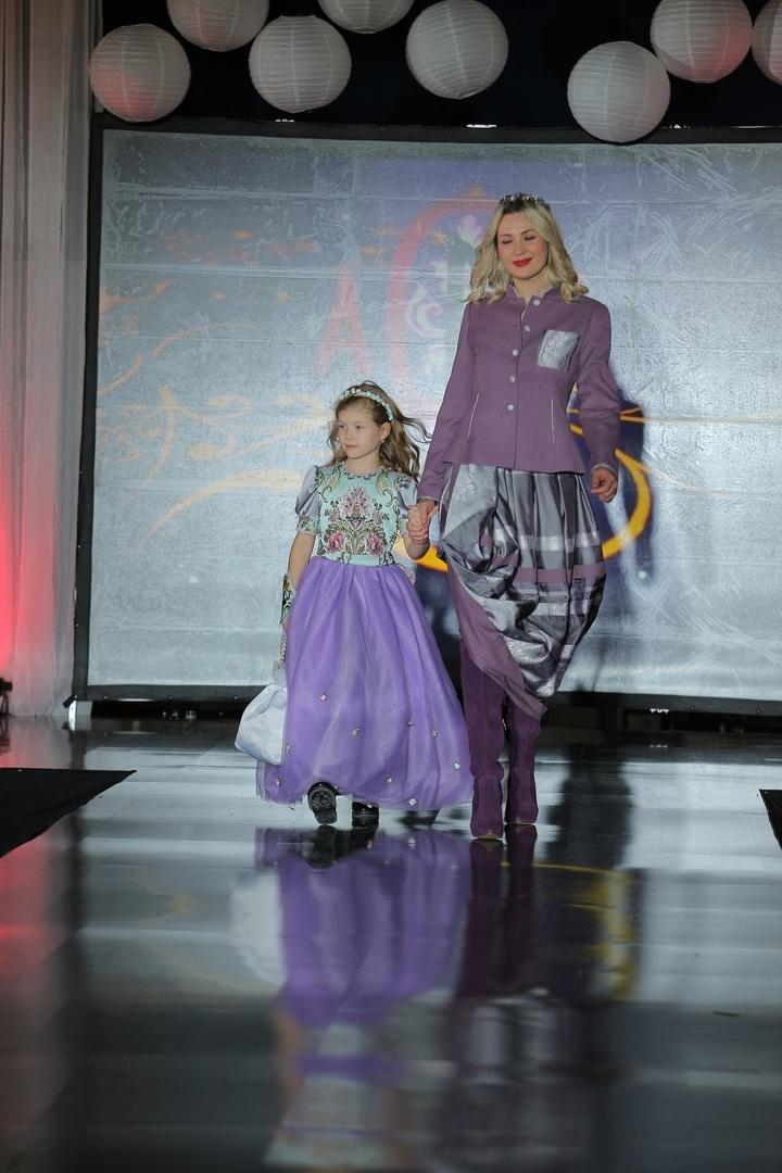 Сценарий для детского показа моды