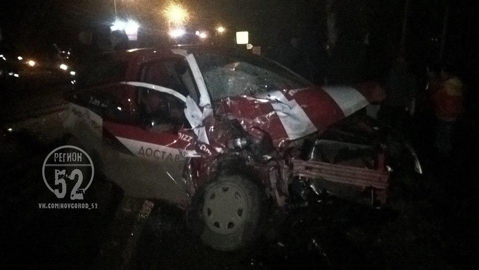 Нетрезвый начинающий шофёр устроил смертельное ДТП вПавлове