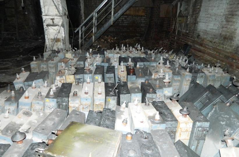 Промотходы I класса опасности, хранимые с нарушениями, обнаружены на заводе РУМО в Нижнем Новгороде