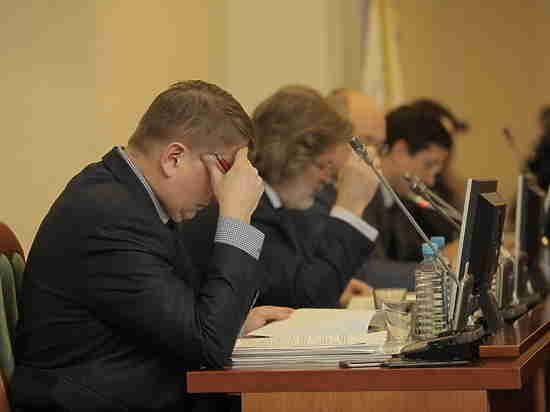 Принят бюджет Иркутской области на2018-2020 годы