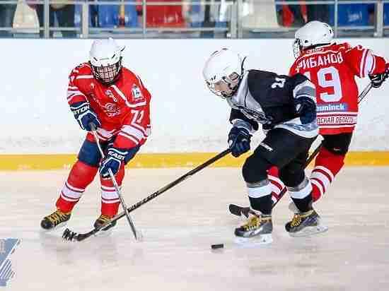 Матчи «Золотой шайбы» стартовали в Нижнем Новгороде