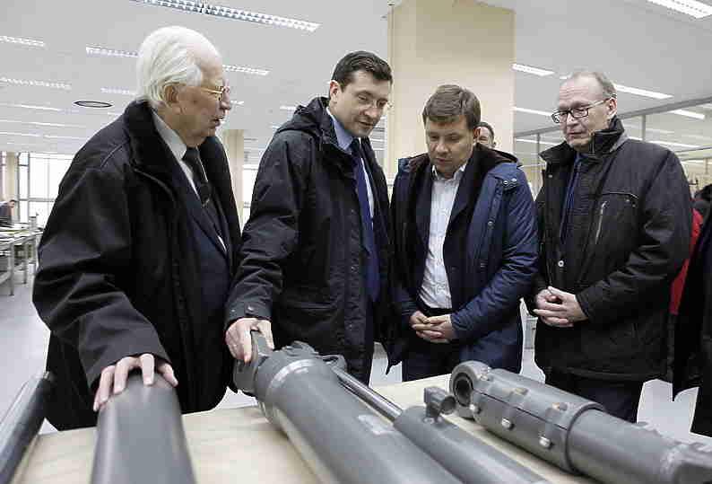 Холдинг «Вертолеты России» планирует закупить нижегородскую продукцию на900 млн руб.