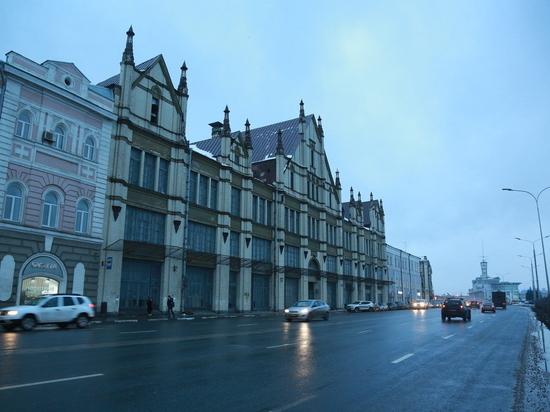 Журналисты побывали в здании бывшей фабрики «Маяк» на Нижневолжской набережной