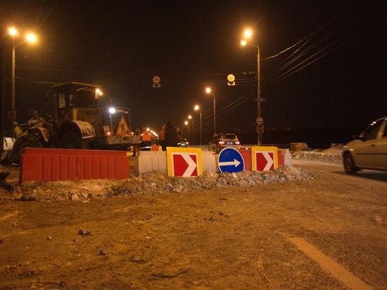 Движение по Мызинскому мосту в Нижнем Новгороде восстановлено