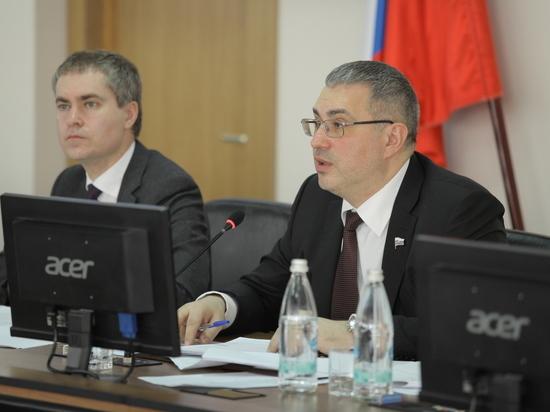 Депутаты Думы Нижнего Новгорода избрали председателя