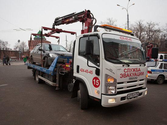 Нижегородские депутаты намерены сделать работу эвакуаторов цивилизованной
