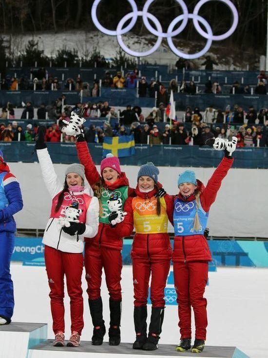 Нижегородские спортсменки стали призерами зимней Олимпиады