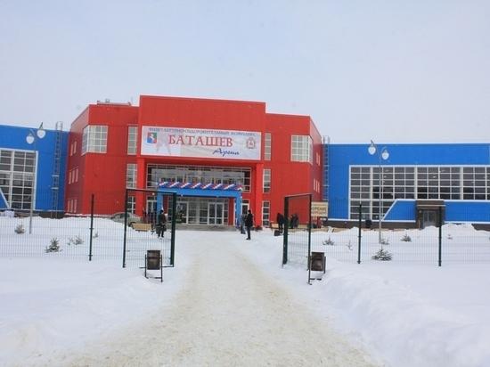 Новый спортивный комплекс отрылся в Выксе