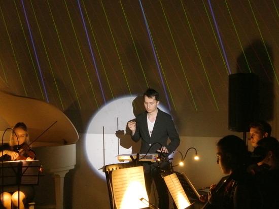 Концерт «Терменвокс: 100 лет музыки» состоялся в нижегородском «Арсенале»