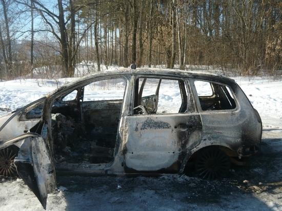 Убийц водителя «Ford C-MAX» ищут в Нижнем Новгороде