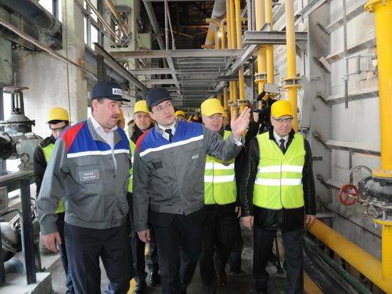Четыре индустриальных парка создадут в Нижегородской области