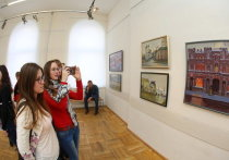 Персональная выставка Александра Чернигина открылась в Нижнем Новгороде