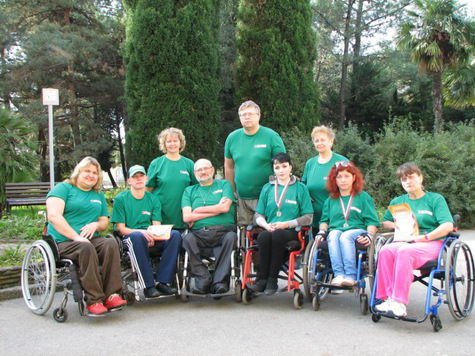 Наши паралимпийцы ориентируются лучше всех
