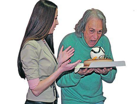 фото лучано торты