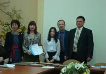 В ННГАСУ поздравили школьников, победивших в престижном конкурсе