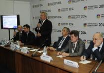 В рамках Третьего международного бизнес-саммита на Нижегородской ярмарке собрались молодые специалисты Росатома